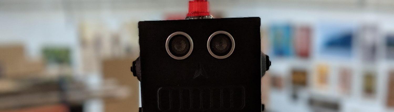 biped servo walking robot