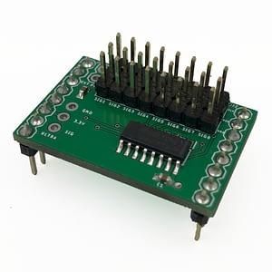 3DoT servo shield
