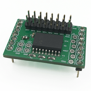 gpio shield top