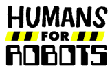 Humans for Robots logo