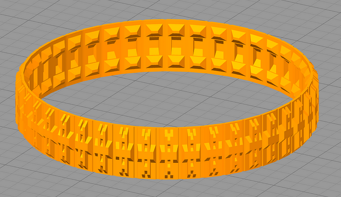 3D-Printing Soft Robot Tank Treads