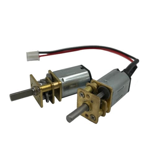 micro metal gear motors