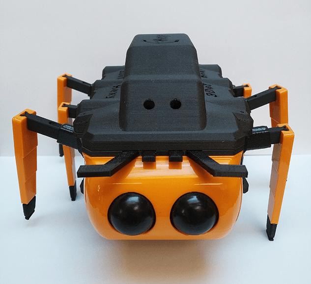 Hexy Spiderbot Robot