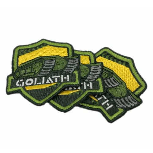 goliath patches