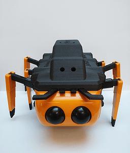 Hexy 3DoT spiderbot