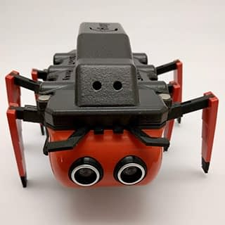 Hexy the 3D Printed Spiderbot Tutorial