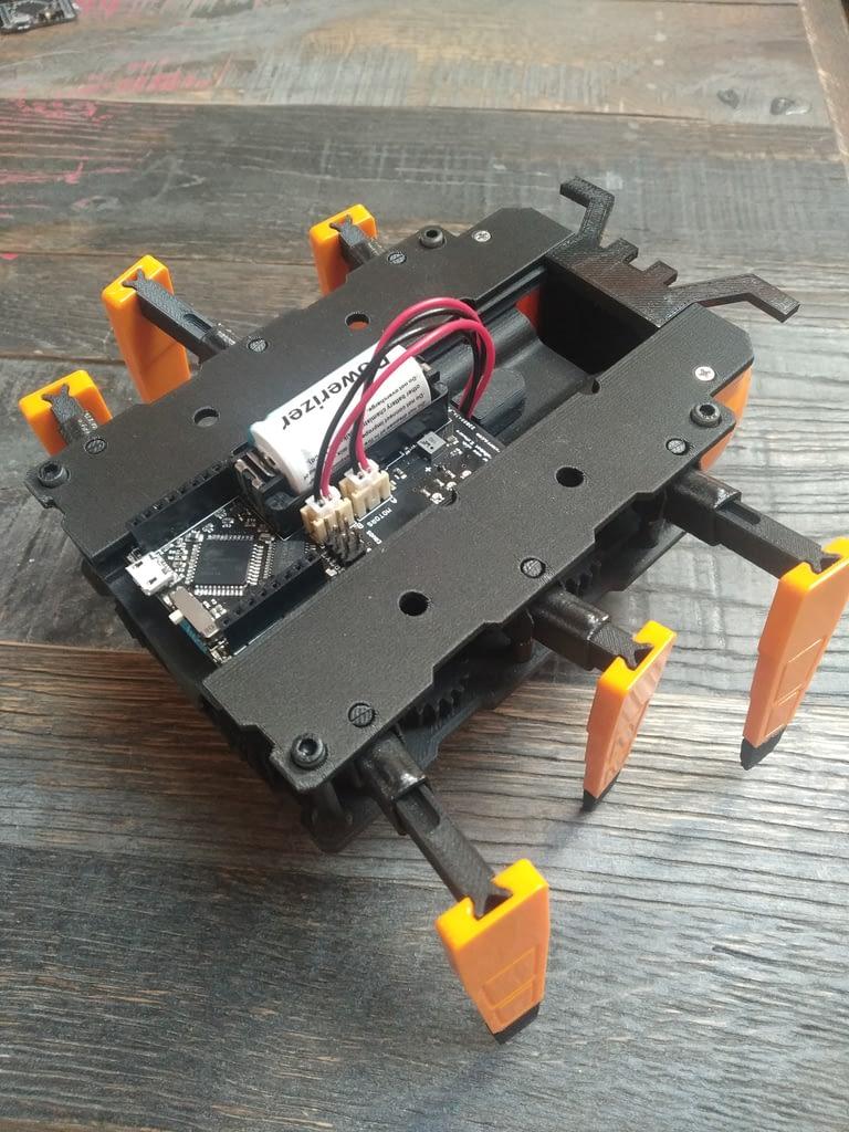 hexy 3DoT Robot