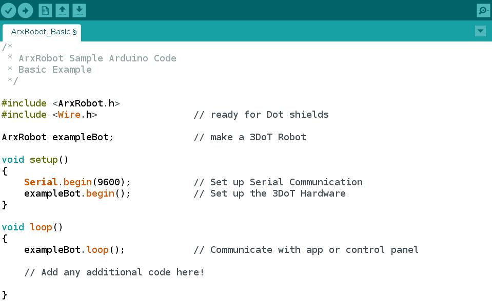 Program with Arduino!